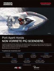 Porti Aperti Honda Marine